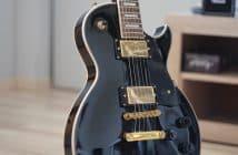 une guitare électrique